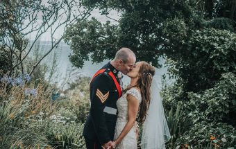 Romantic Polhawn Fort Wedding Cornwall