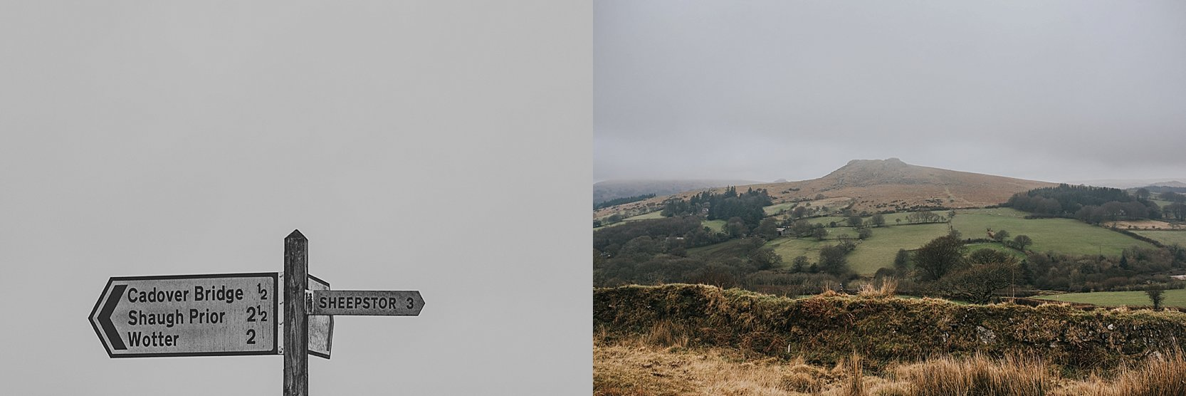 Dartmoor Engagement Photography