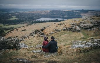 Dartmoor Engagement Photography Shoot