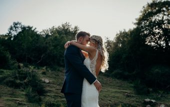 Rustic Countryside Devon Wedding
