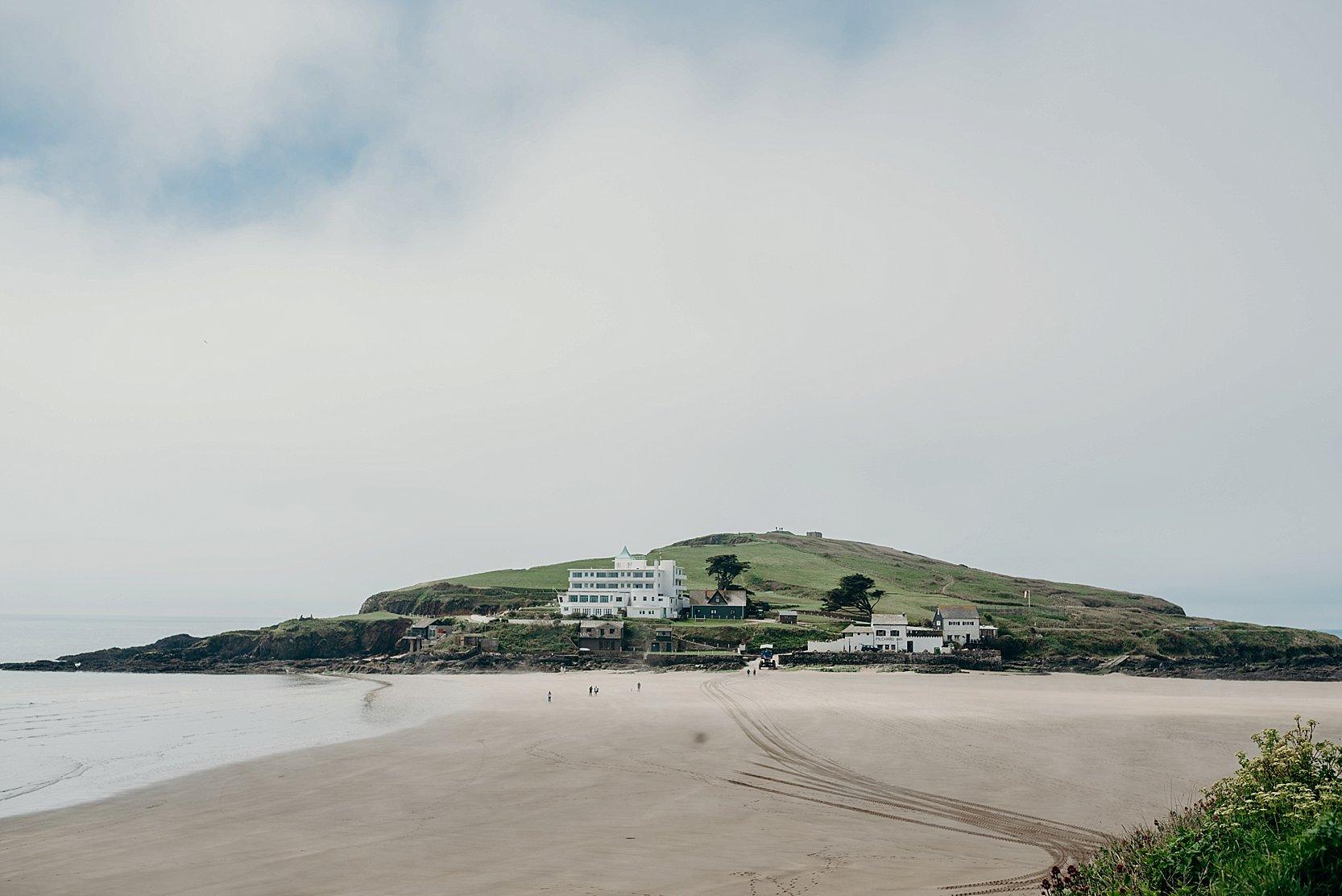 Burgh Island Devon