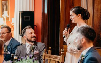 Top tips for the perfect Wedding Speech