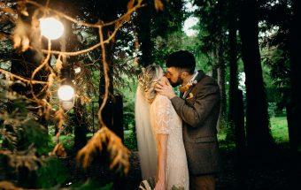 Coombe Trenchard Wedding - Vintage Autumnal Wonderfulness for Natalie and Ashley