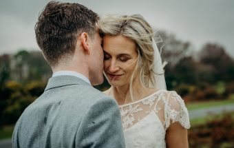 Devon Winter Wedding at The Horn of Plenty with the fabulous Harriet and Drew